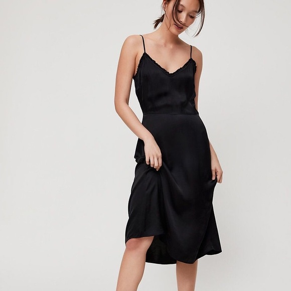 Aritzia MILLE dress